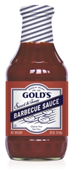 BARBECUE SAUCE, 18 oz